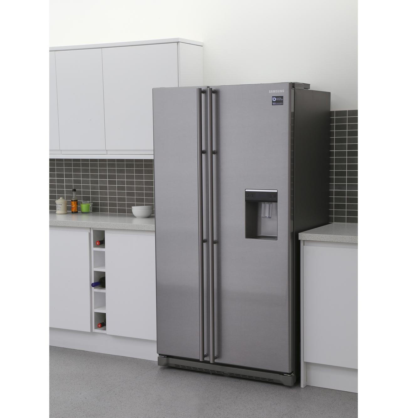 samsung fridge freezer. samsung rsa1rtmg1 american fridge freezer