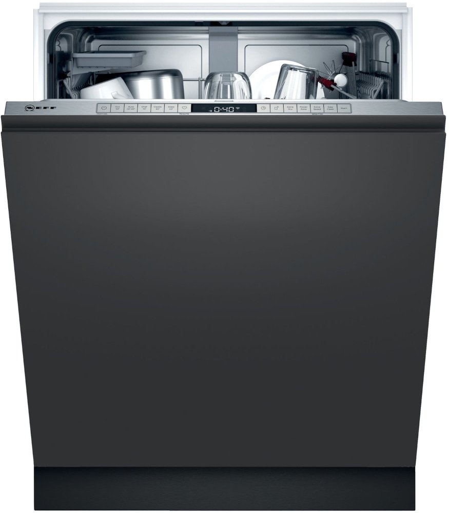 Neff N50 S155HAX27G Built In Fully Integrated Dishwasher