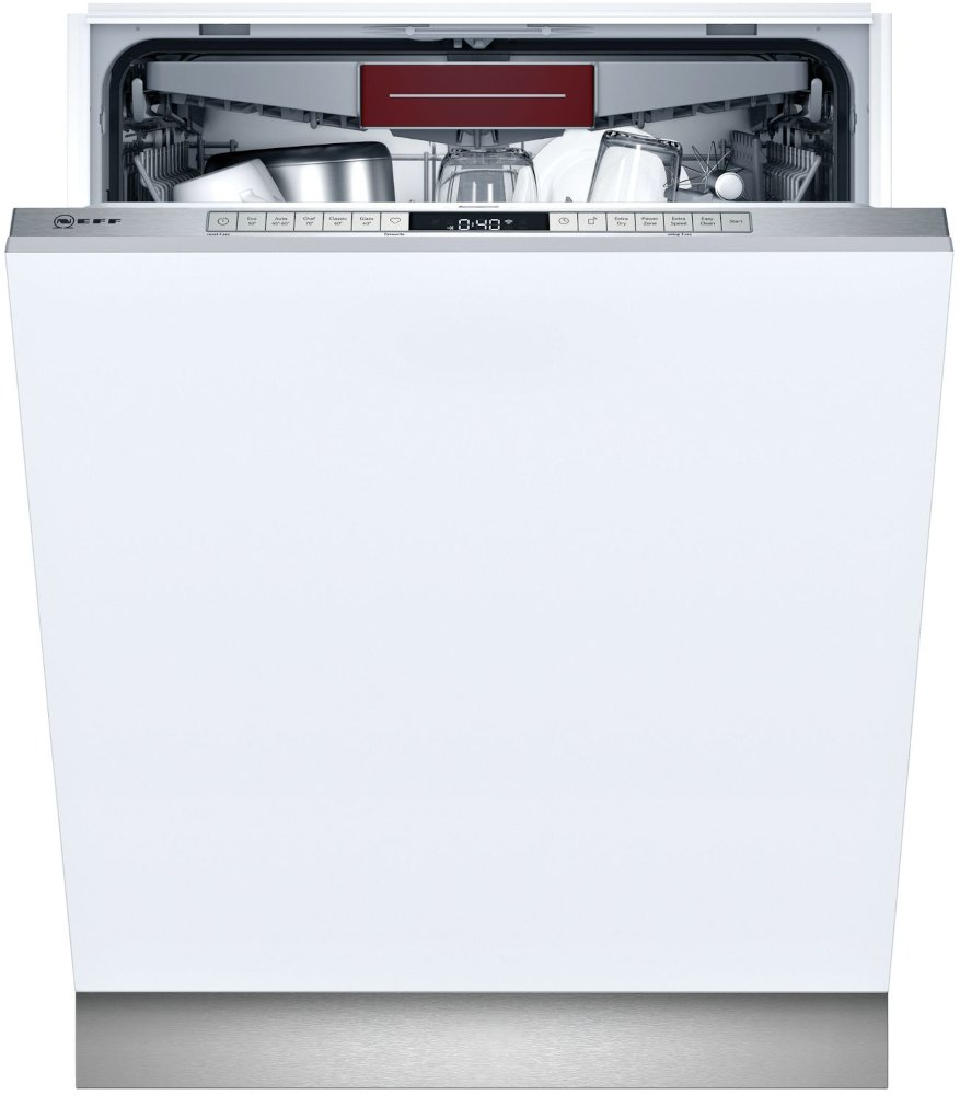 Neff S155HVX15G Built In Fully Integrated Dishwasher