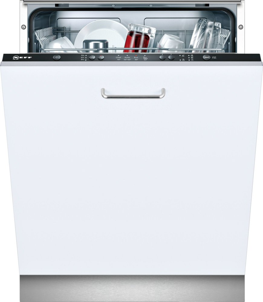 Neff N30 S511A40X0G Built In Fully Integrated Dishwasher