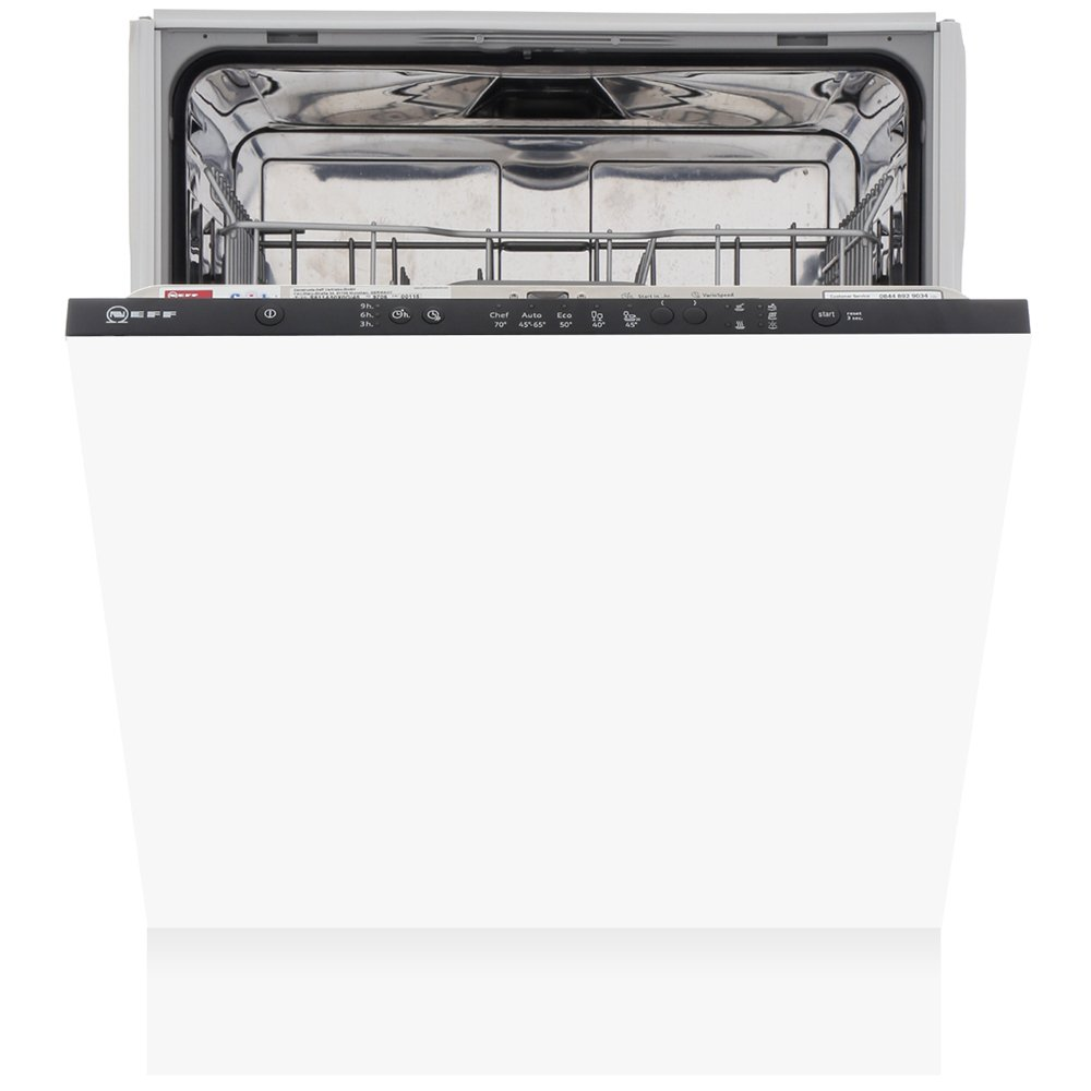 Neff S511A50X0G Built In Fully Integrated Dishwasher