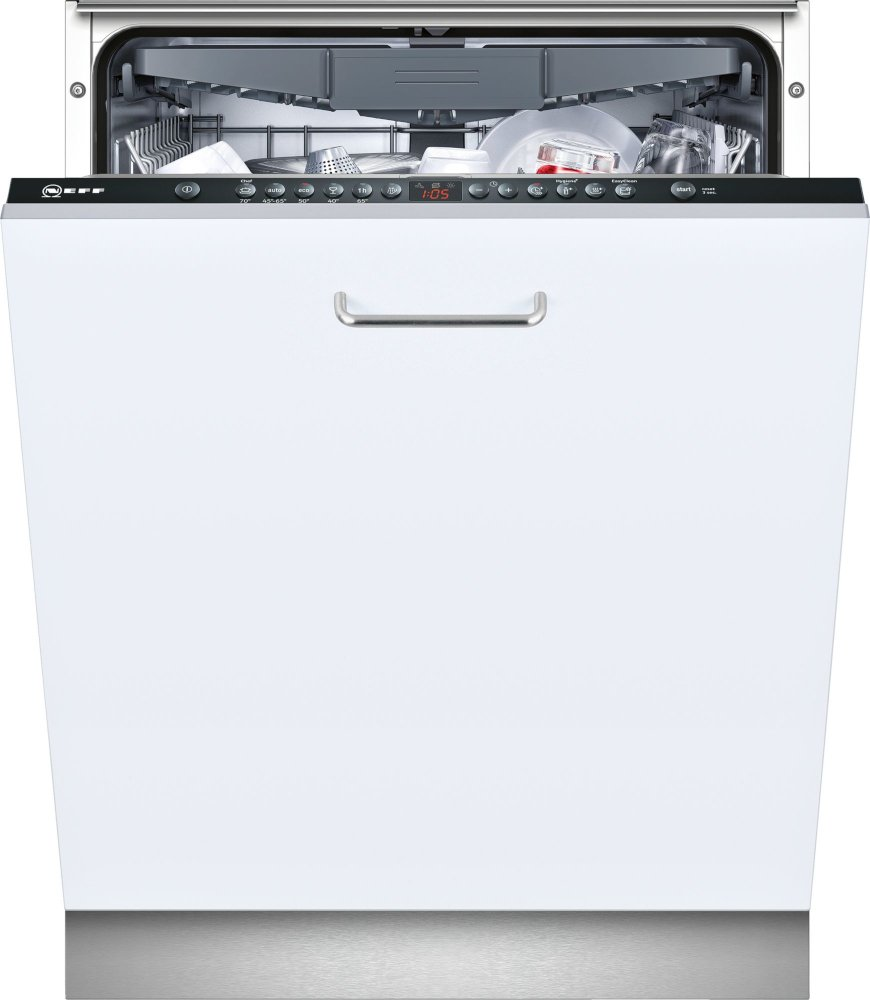 Neff N50 S513N60X2G Built In Fully Integrated Dishwasher