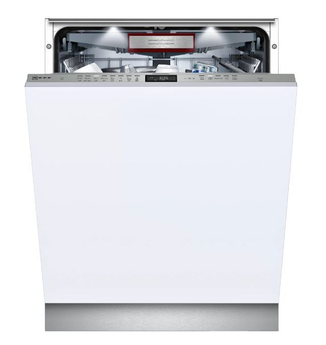 Neff N70 S515U80D2G Built In Fully Integrated Dishwasher