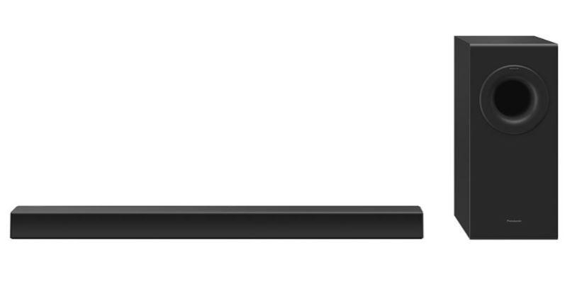 Panasonic SC-HTB490EBK Sound Bar with Wireless Subwoofer
