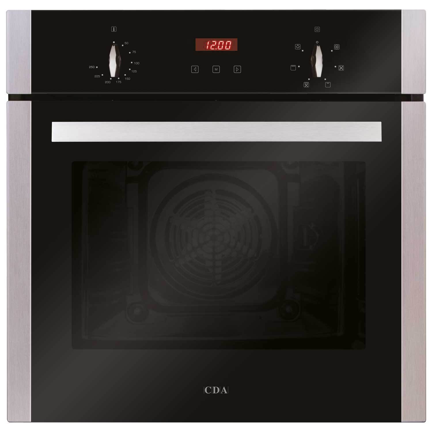 CDA SC223SS Single Built In Electric Oven
