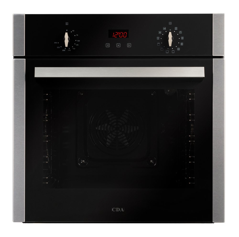 CDA SC300SS Single Built In Electric Oven