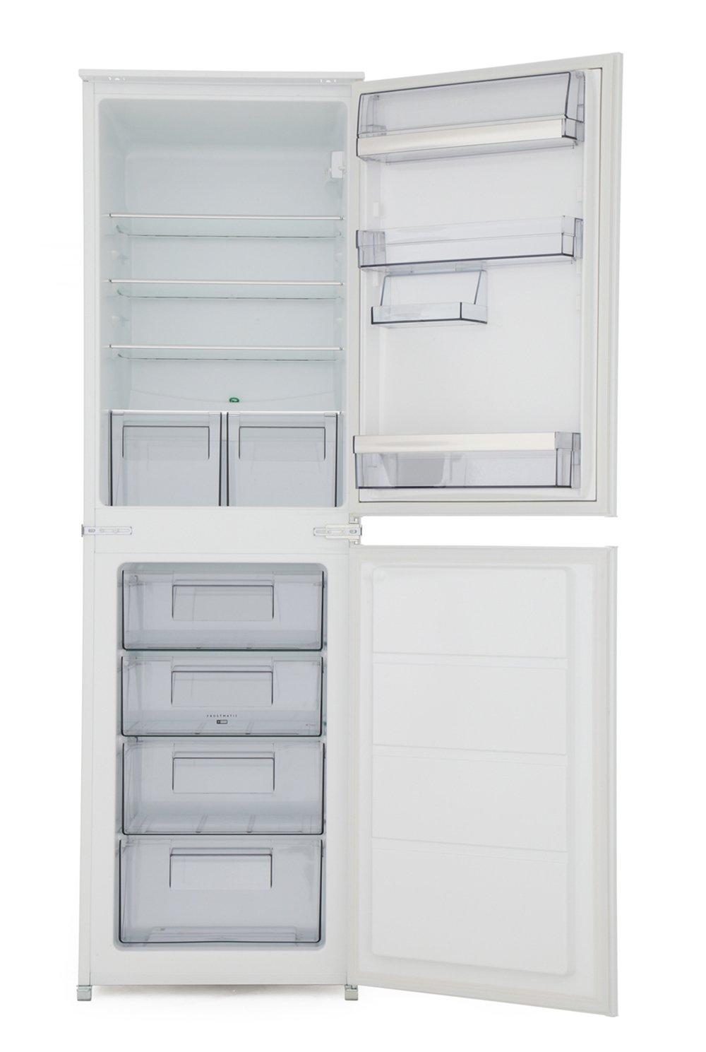 AEG SCB6181VLS Low Frost Integrated Fridge Freezer
