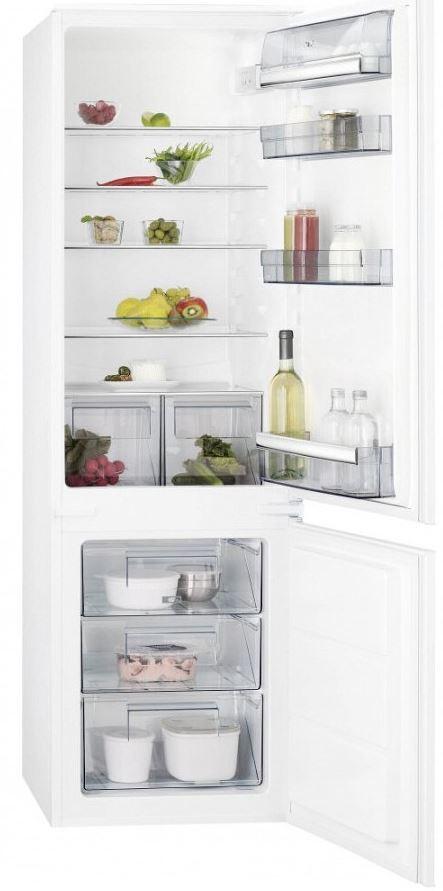 AEG SCB618F3LS Integrated Fridge Freezer