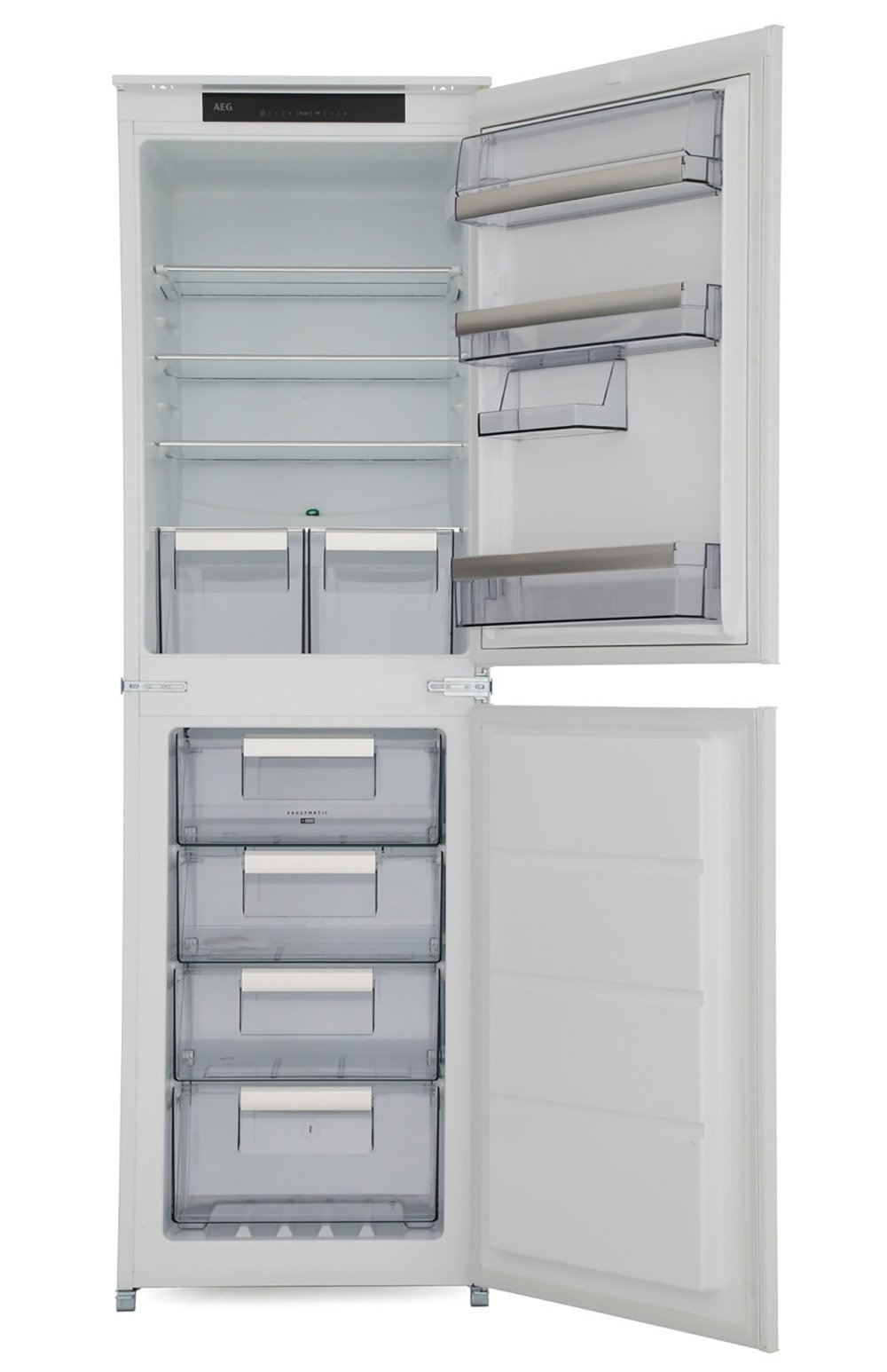 AEG SCE8181VNS Frost Free Integrated Fridge Freezer