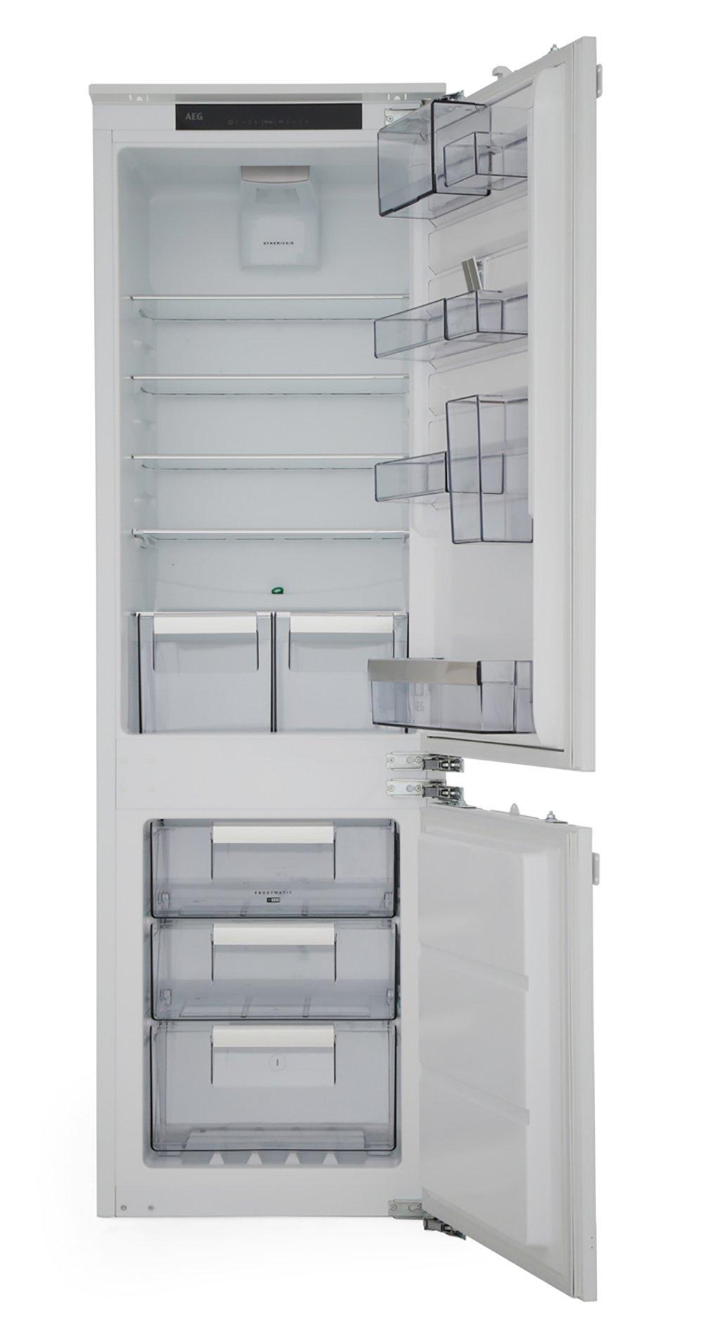 AEG SCE8186VTC Frost Free Integrated Fridge Freezer