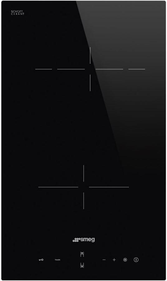 Smeg SE232TD Domino Hob