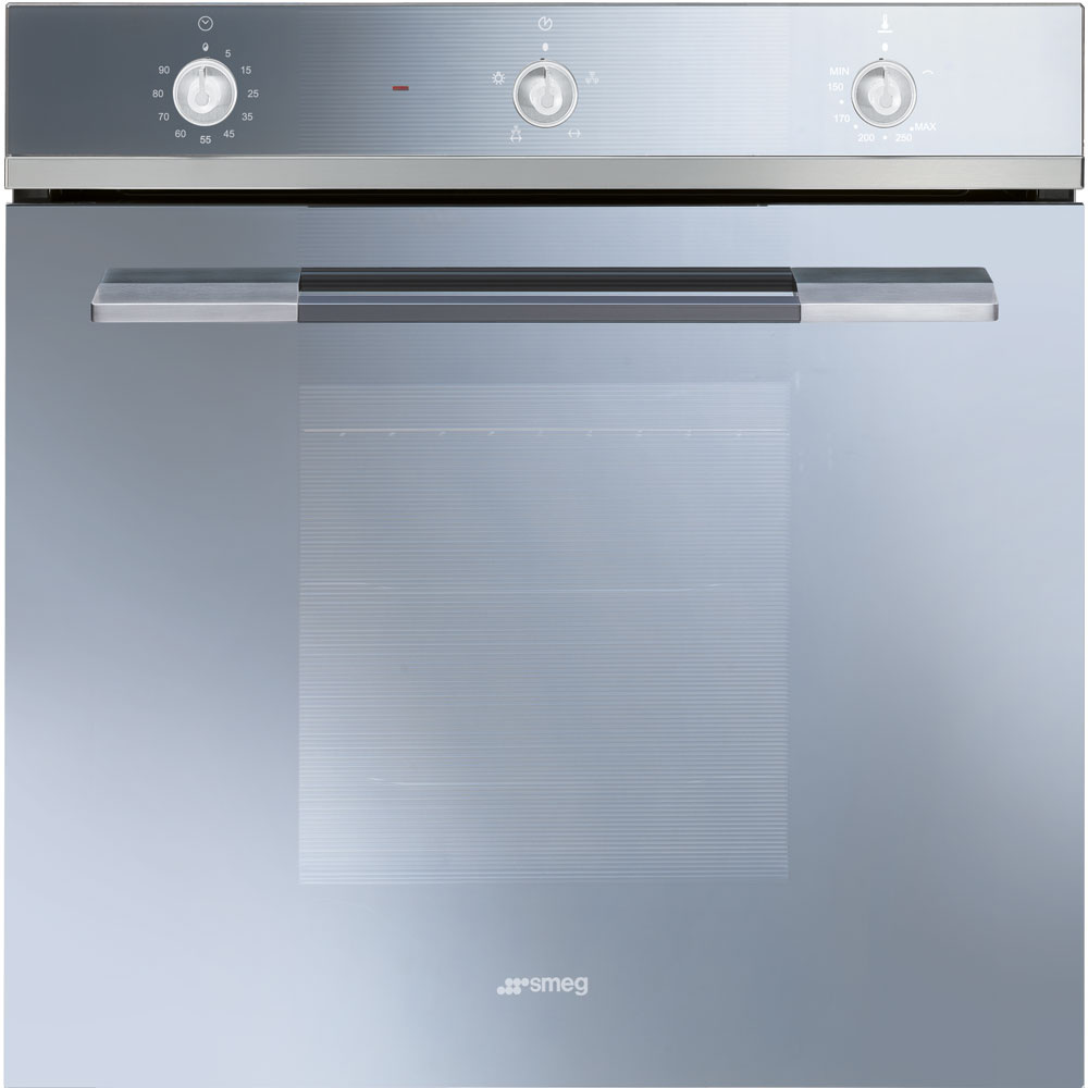 Smeg SF102GVS Single Built In Gas Oven