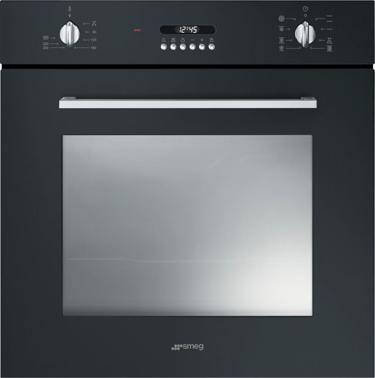 Smeg Cucina SF478N Single Built In Electric Oven