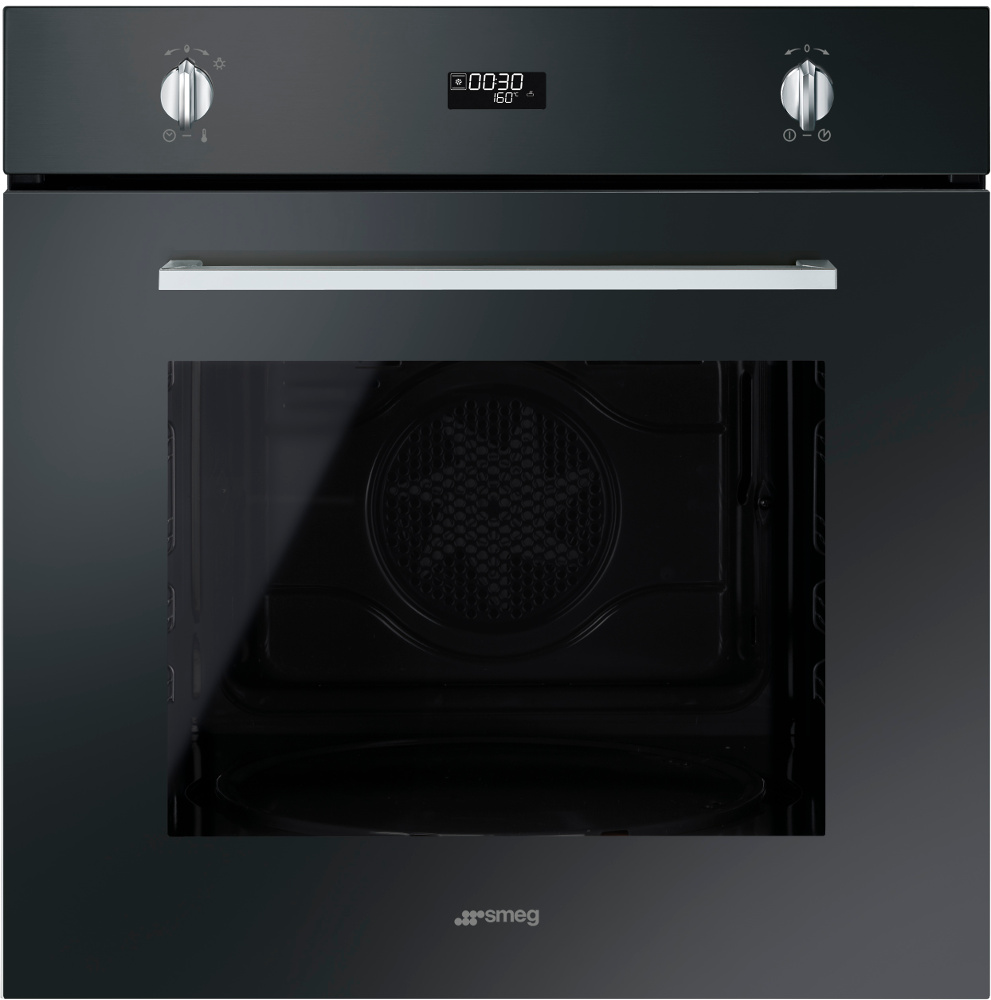 Smeg Cucina SF485N Single Built In Electric Oven