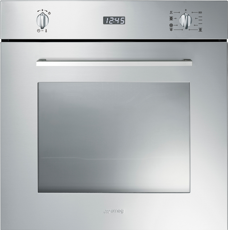 Smeg Cucina SF485X Single Built In Electric Oven