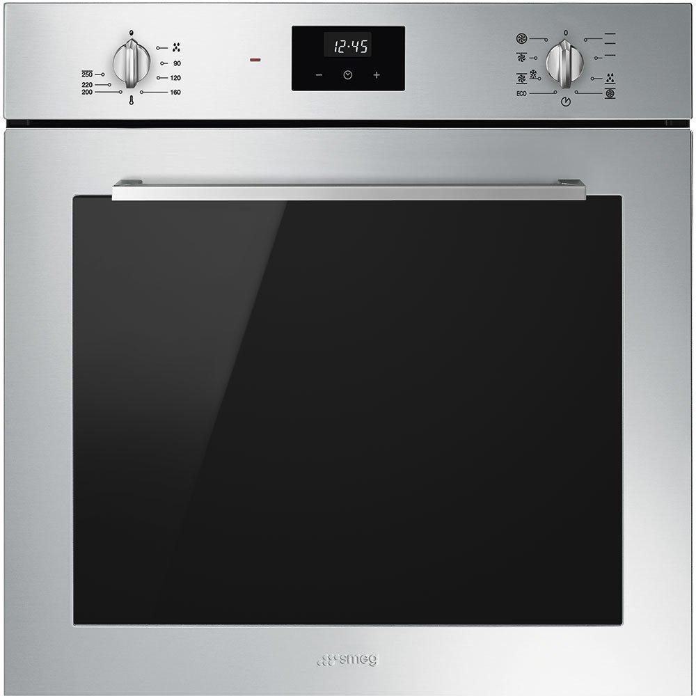 Smeg Selezione SF6400TVX Single Built In Electric Oven