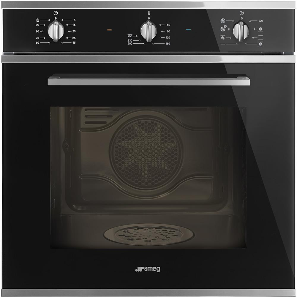 Smeg Cucina SF64M3DN Single Built In Electric Oven