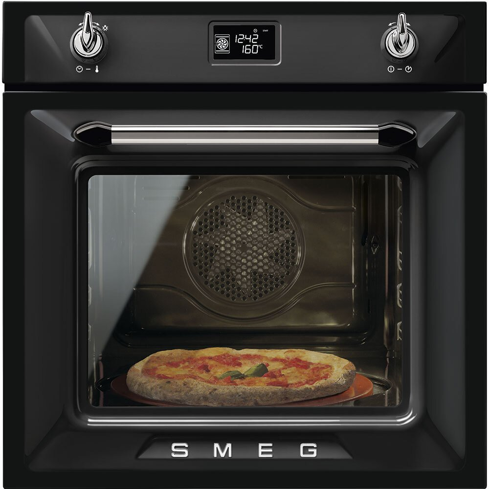 Smeg Victoria SF6922NPZE1 Single Built In Electric Oven