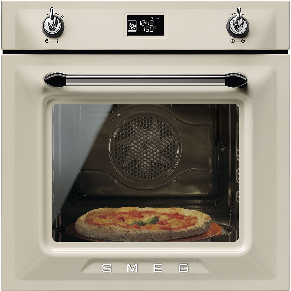 Smeg Victoria SF6922PPZE1 Single Built In Electric Oven