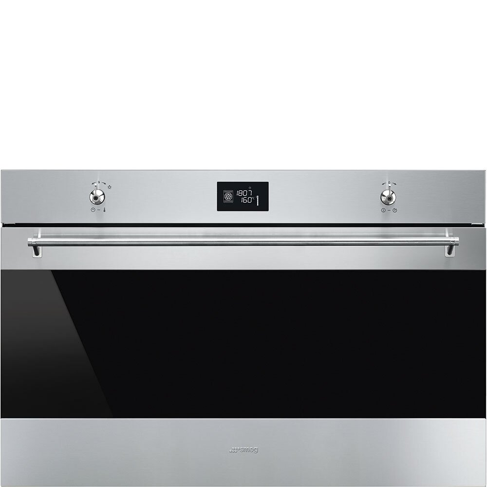 Smeg Classic SF9390X1 Single Built In Electric Oven