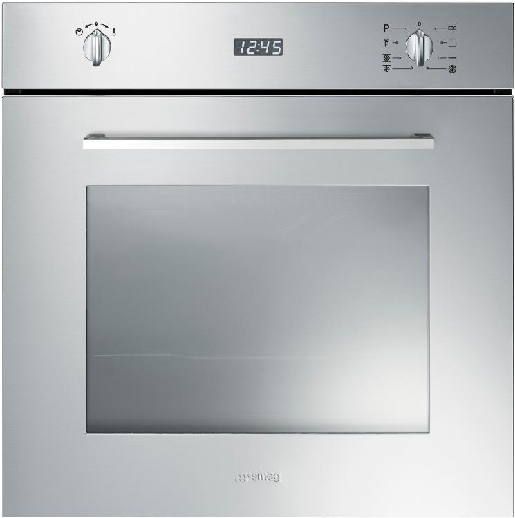 Smeg Cucina SFP485X Single Built In Electric Oven