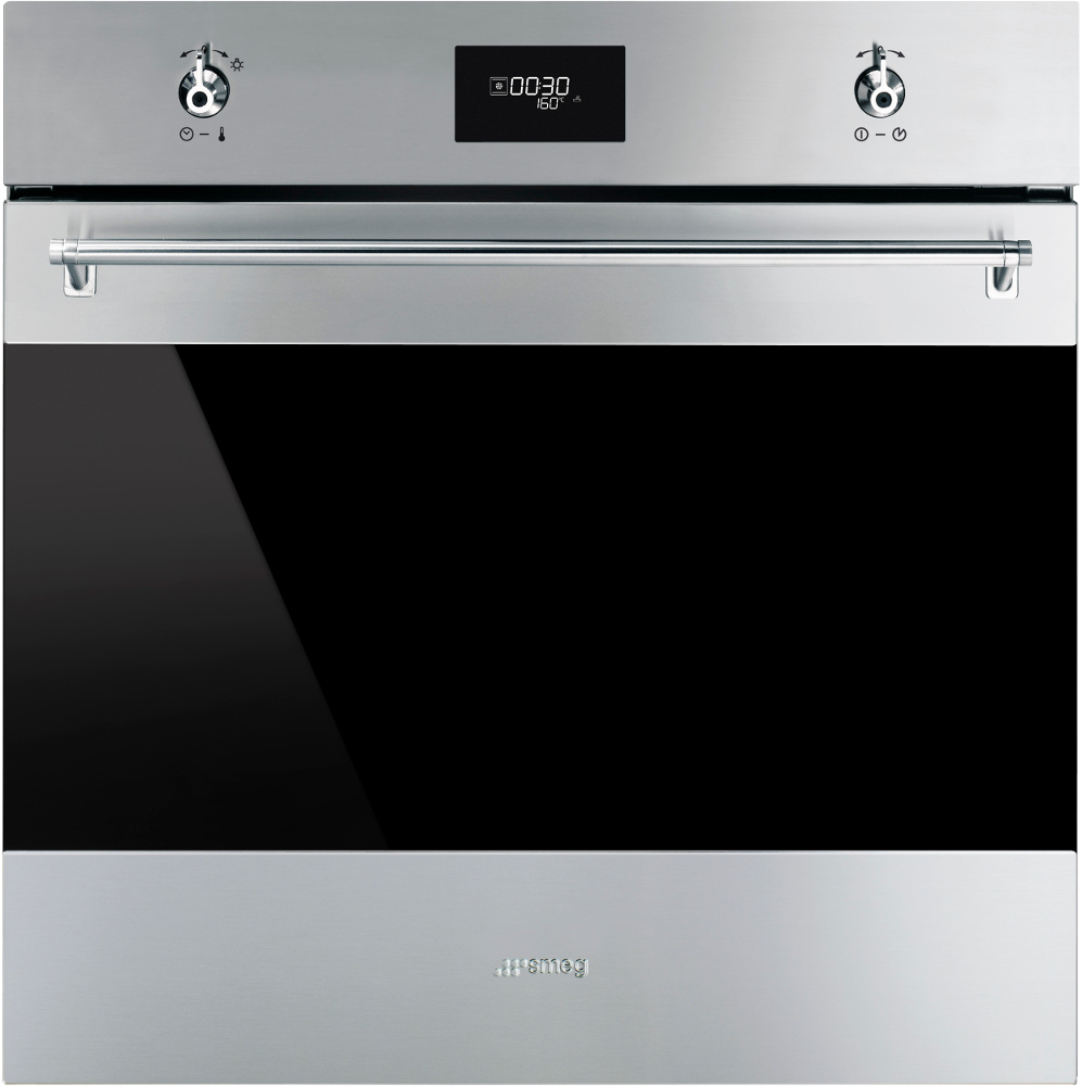 Smeg SFP6372X Classica Single Built In Electric Oven