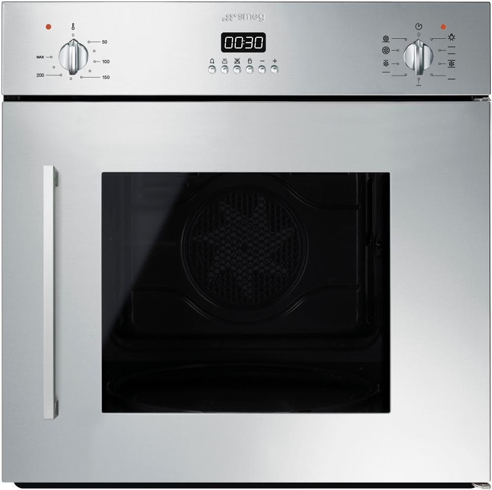 Smeg SFS409X Cucina Single Built In Electric Oven