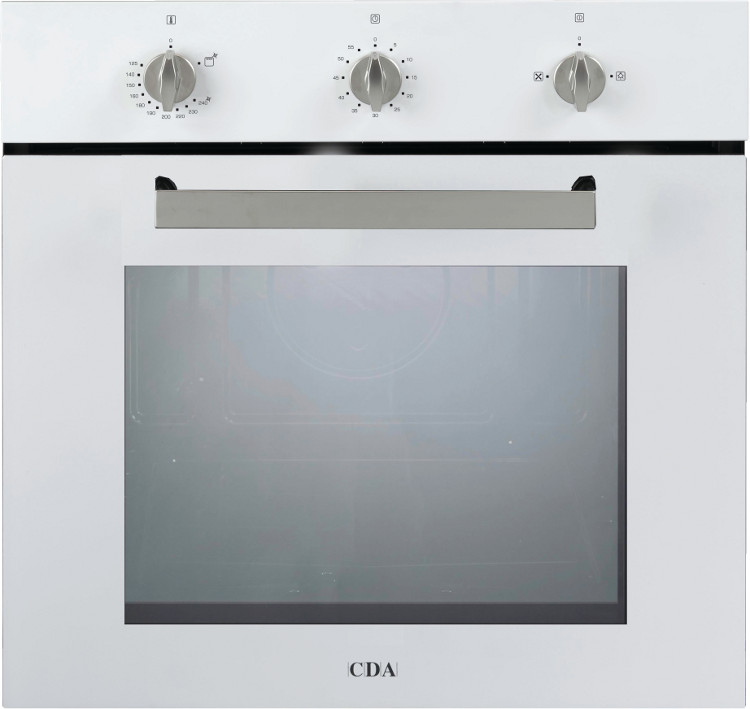 CDA SG120WH Single Built In Gas Oven