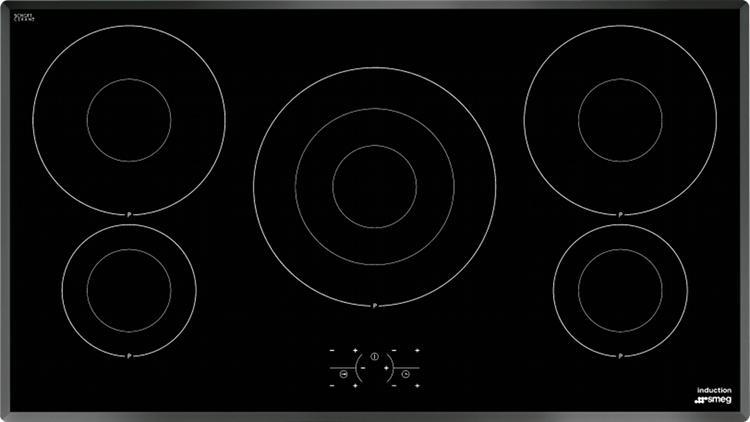 smeg si3950b induction hob black ceramic glass buy online today 365 electrical. Black Bedroom Furniture Sets. Home Design Ideas