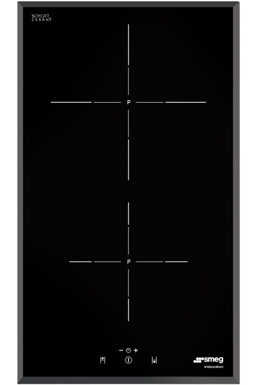 Smeg SI5322B 2 Zone Induction Domino Hob