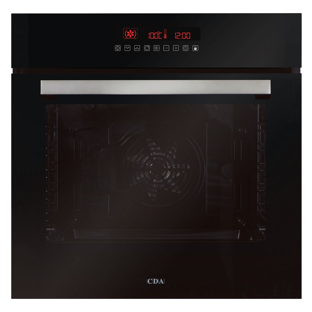 Buy cda sk511bl single built in electric oven black marks electrical cda sk511bl single built in electric oven ccuart Choice Image