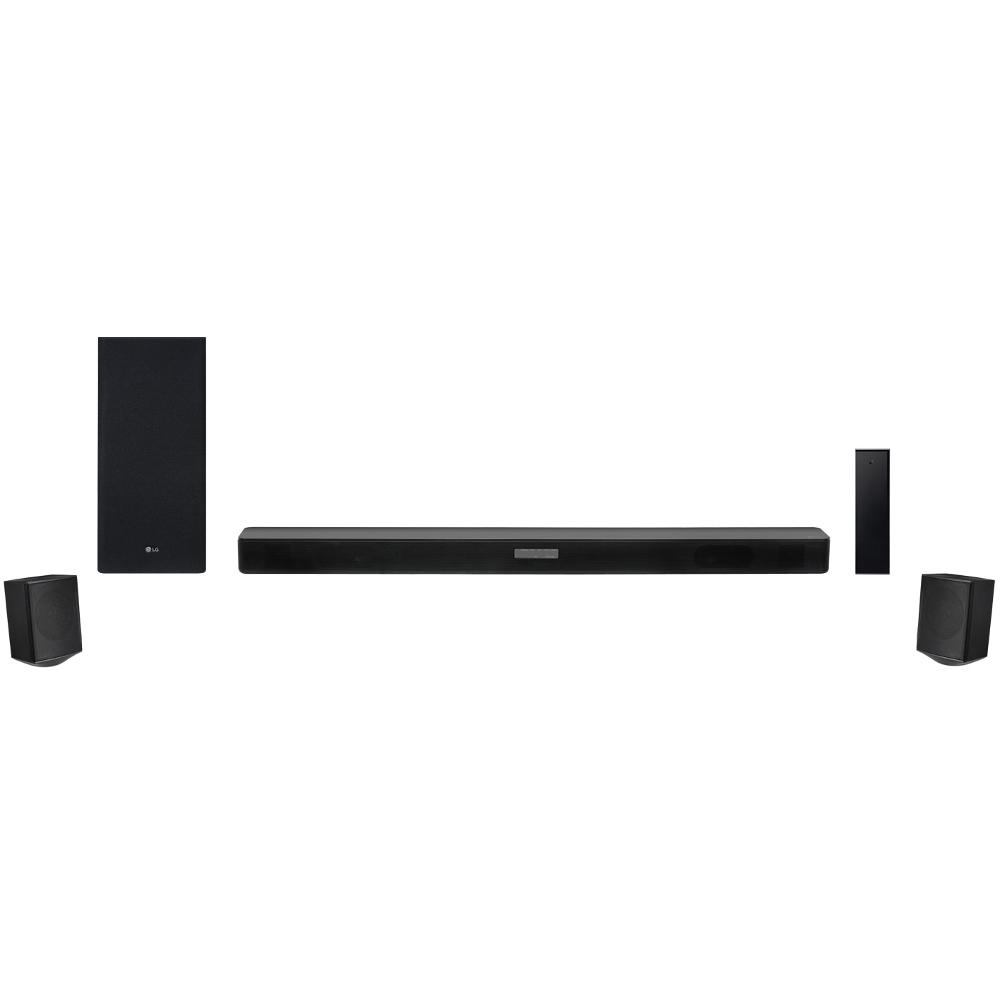LG SK5RDGBRLLK 4.1 ch High Res Audio Sound Bar
