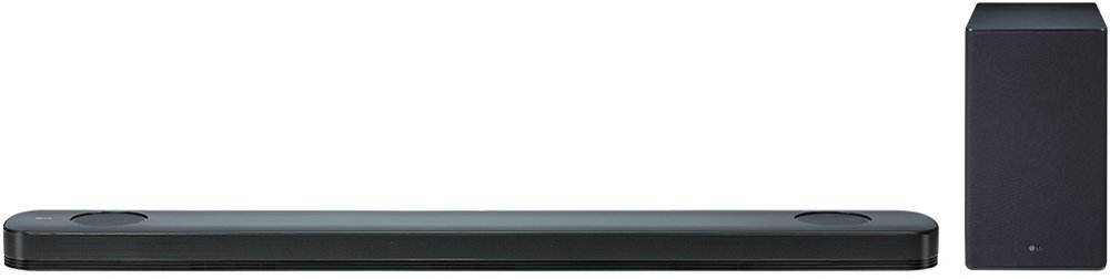 LG SK9Y SK9YDGBRLLK 5.1.2 ch High Res Audio Sound Bar with Dolby Atmos