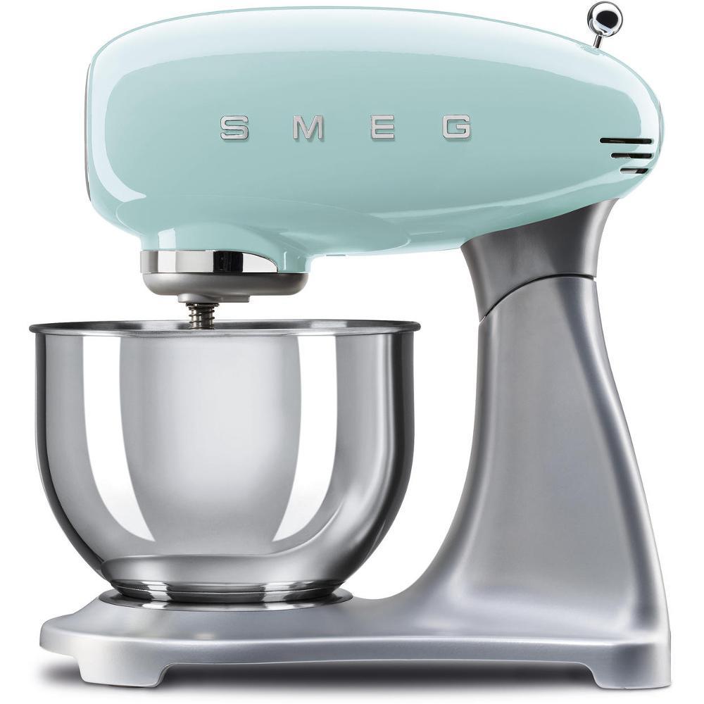 Smeg SMF01PGUK 50's Retro Style Food Mixer