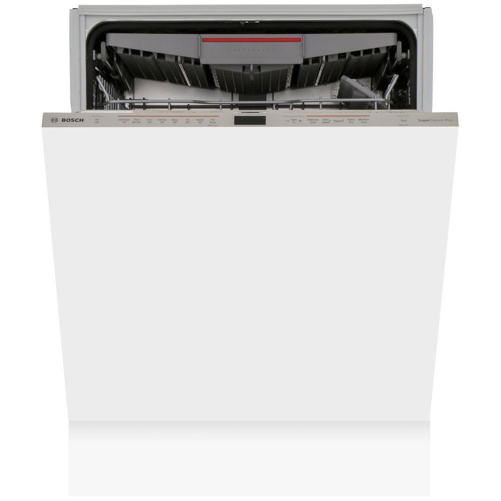 Bosch SMV68MD01G Built In Fully Integrated Dishwasher