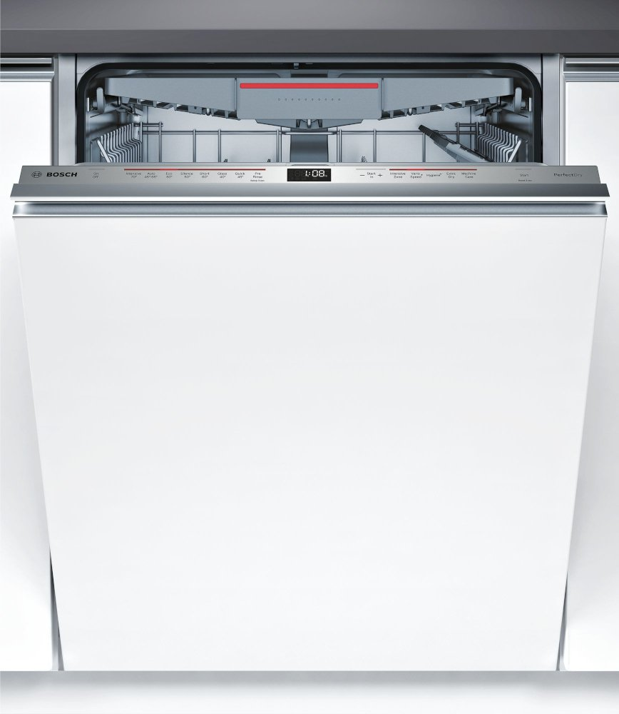 Bosch Serie 6 SMV68ND00G Built In Fully Integrated Dishwasher