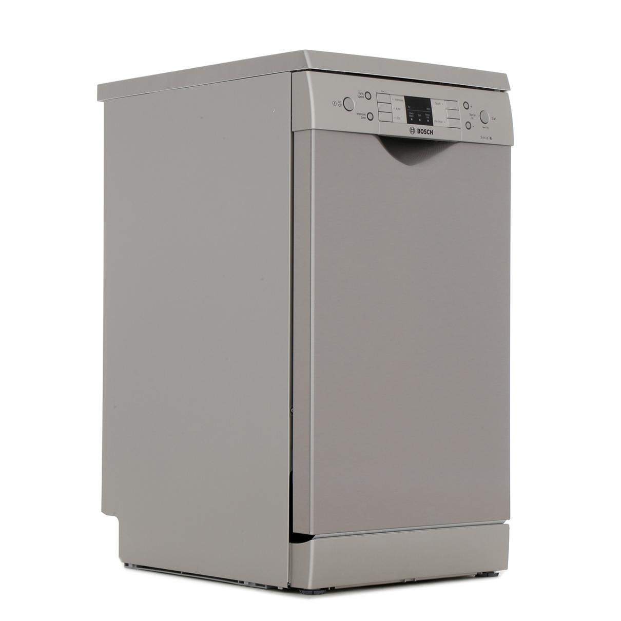 buy bosch series 6 sps53m08gb slimline dishwasher. Black Bedroom Furniture Sets. Home Design Ideas
