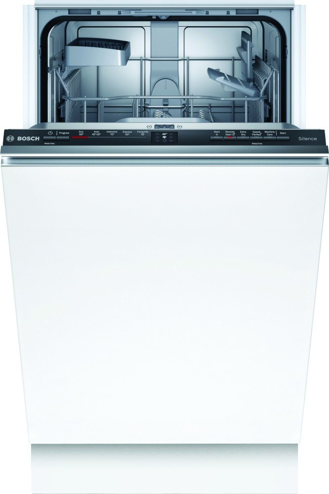 Bosch Serie 2 SPV2HKX39G Built In Fully Int. Slimline Dishwasher