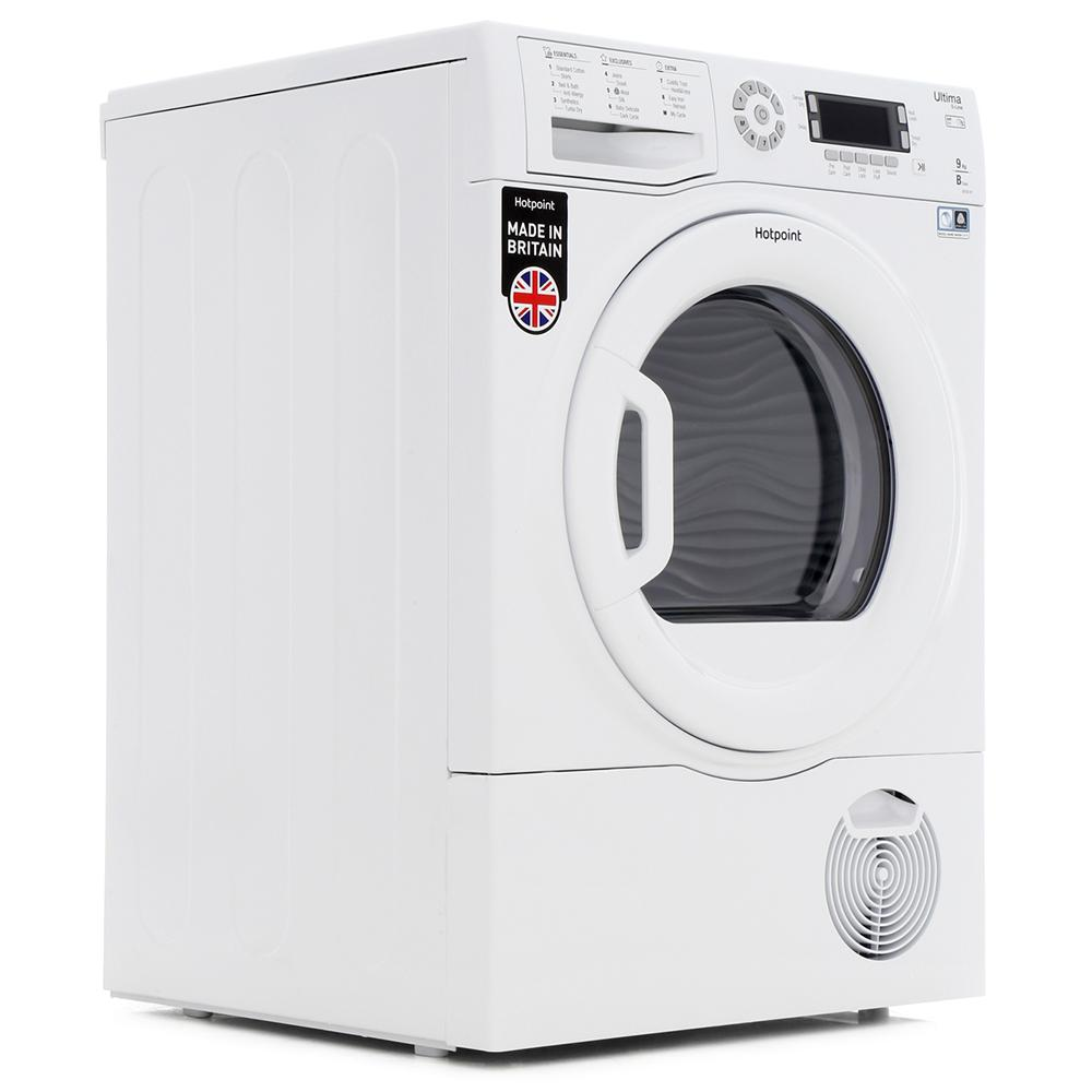 Hotpoint SUTCD 97B 6PM (UK) Condenser Dryer