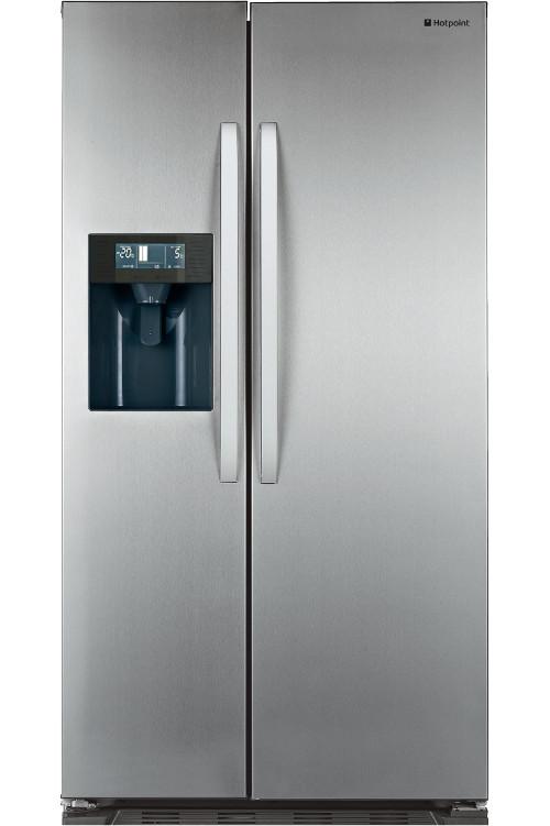 Buy Hotpoint Sxbd922fwd American Fridge Freezer