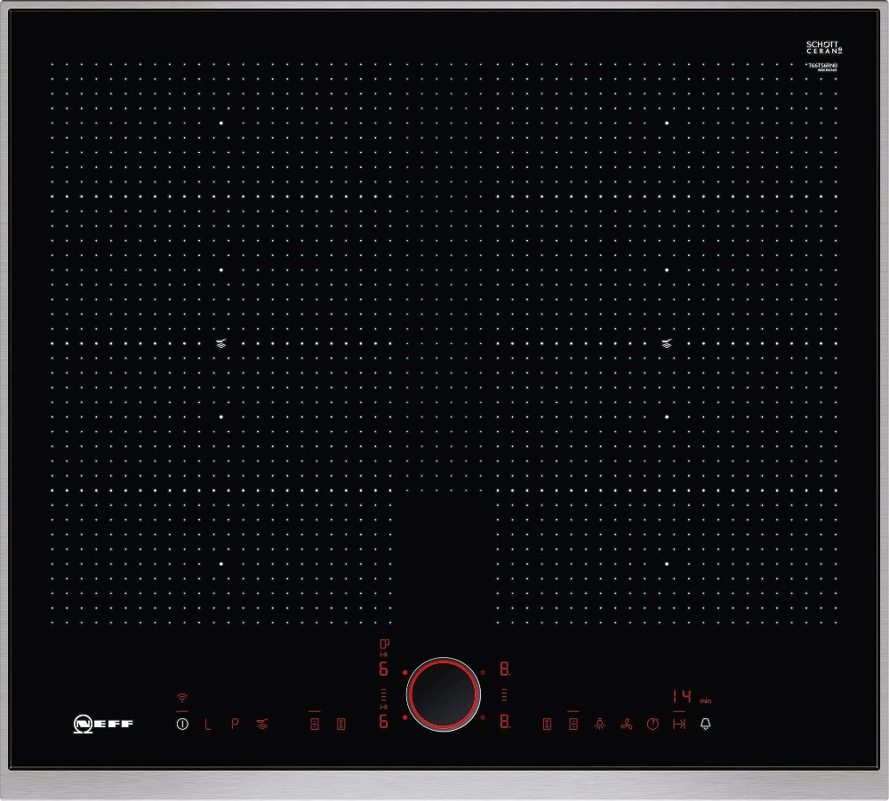 Neff T66TS6RN0 Induction Hob
