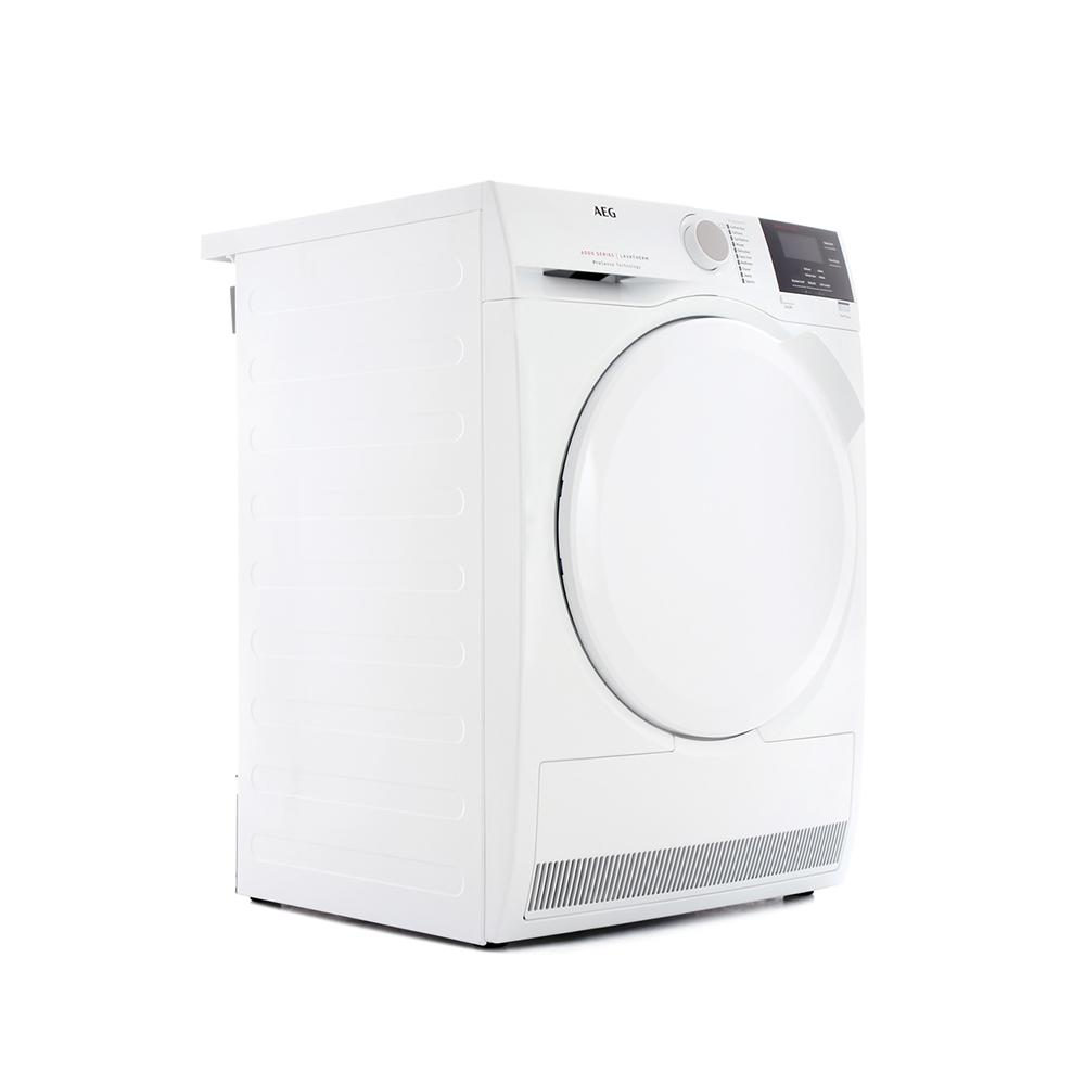 AEG T6DBG820N Condenser Dryer