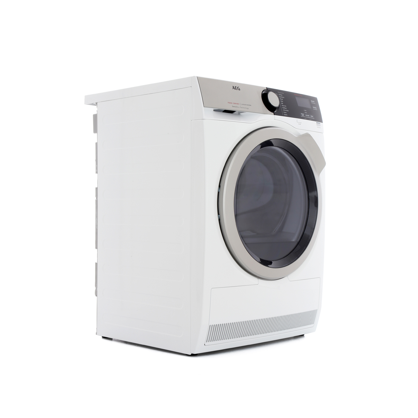 AEG T7DEE835R Condenser Dryer with Heat Pump Technology