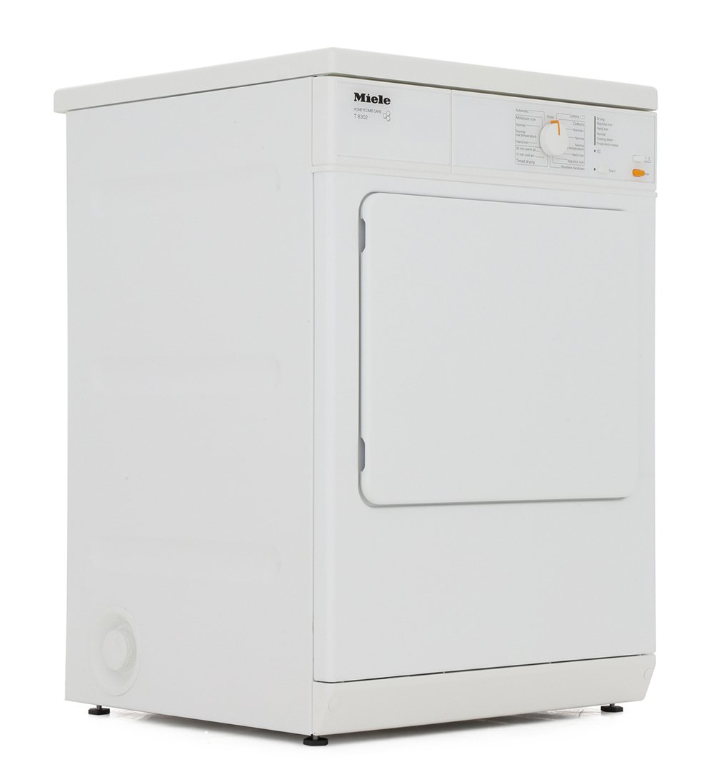 Miele T8302 White Vented Dryer