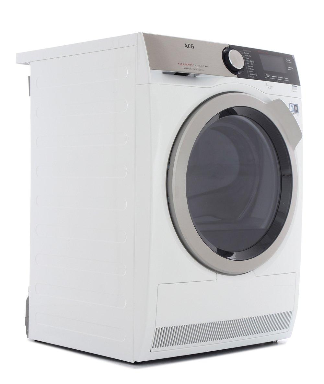 AEG T8DEC946R Condenser Dryer with Heat Pump Technology