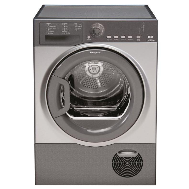 Hotpoint TCFS 83B GG.9(UK) Condenser Dryer