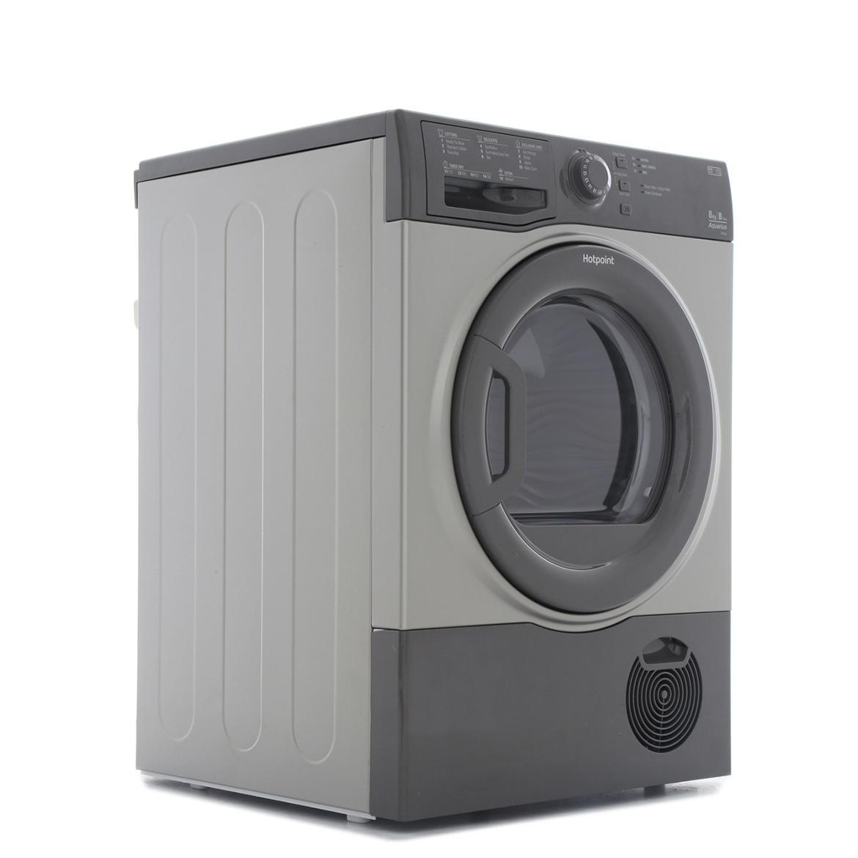 Hotpoint Aquarius TCFS83BGG Condenser Dryer