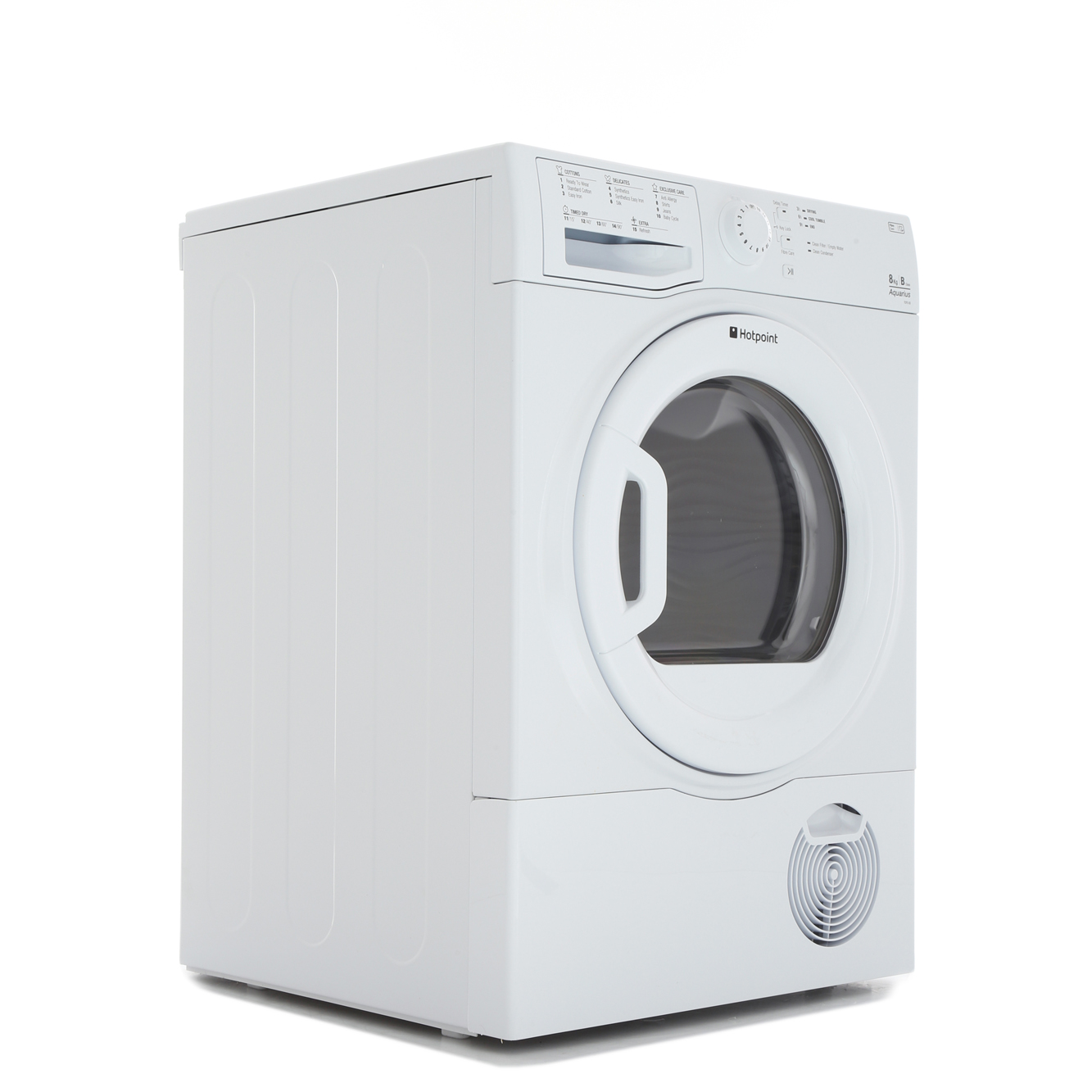 Hotpoint TCFS 83B GP.9 (UK) Condenser Dryer