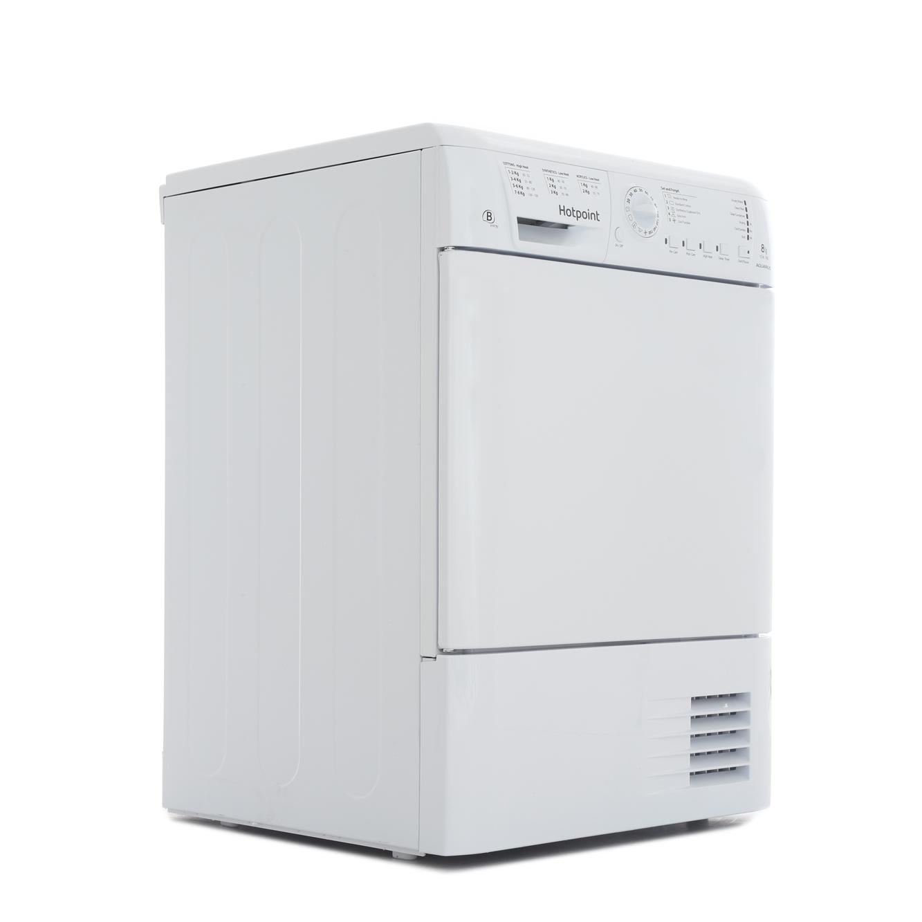 Hotpoint Aquarius TCHL780BP Condenser Dryer