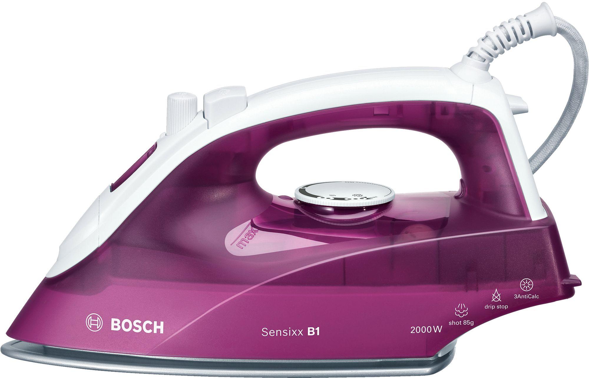 Bosch Sensixx B1 TDA2625GB Steam Iron